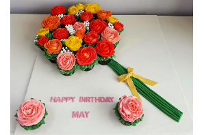 Cupcake Bouquet/Arrangement