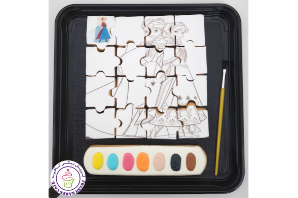 Cookie Puzzle Painting Kits