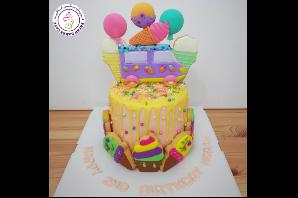 Food - Ice Cream & Sweets Themes