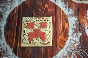 Decorative Pizza
