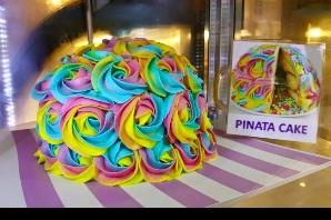 Piñata Cakes & Cupcakes
