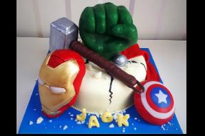 Superheroes Theme