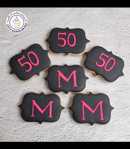 Cookies - 50th Birthday