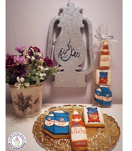 Ramadan Themed Cookies - Minis 07a