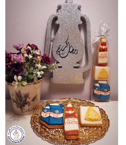 Ramadan Themed Cookies - Minis 07b
