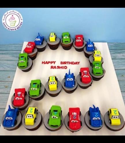 Cupcakes - Disney Pixar Cars - #02 - 02