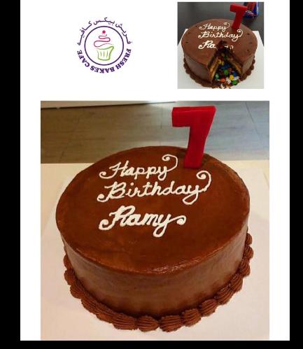 Cake - Chocolate Cake