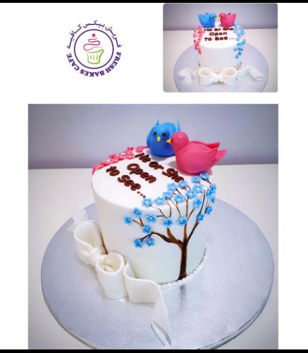 Cake - Birds