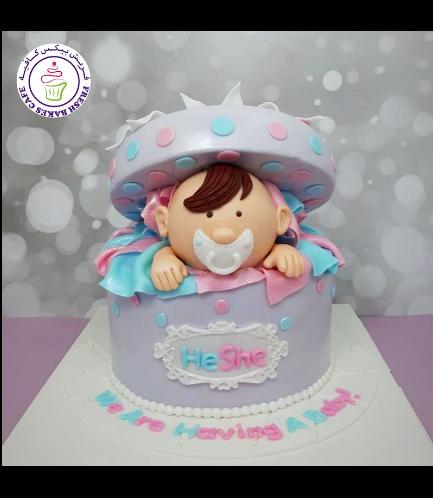 Cake - Baby