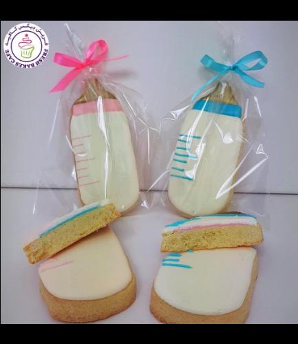 Cookies - Baby Bottles