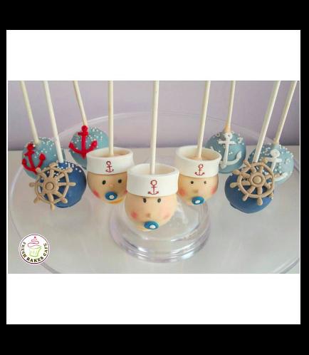 Baby Shower Themed Cake Pops 7