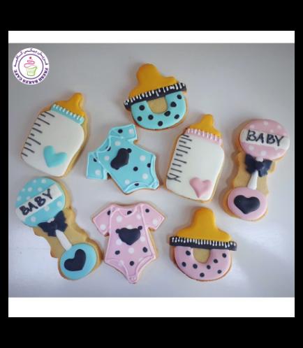 Cookies - Baby Shower - Boy & Girl 04