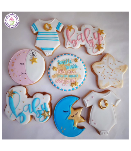 Baby Shower Themed Cookies 18