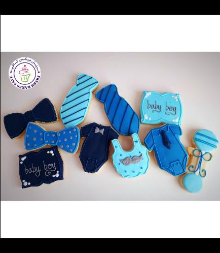 Cookies - Baby Shower - Boy 11