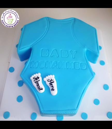 Cake - Baby Shower - Baby Onesie