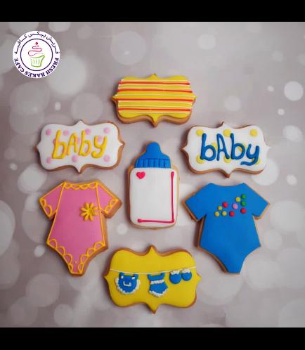 Cookies - Baby Shower - Boy & Girl 01