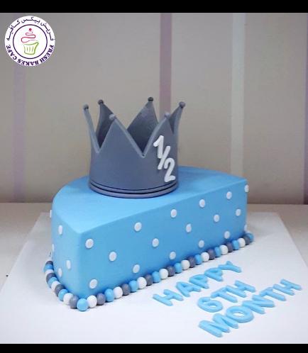 Cake - Baby's 6 Months Birthday Celebration