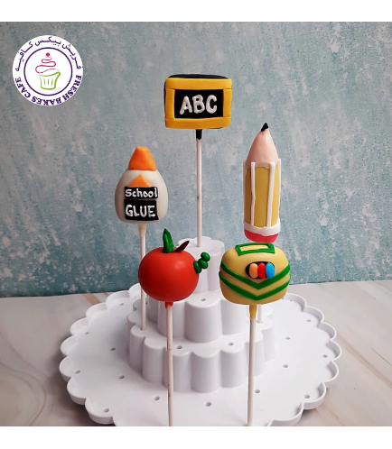 Cake Pops - Back to School - Miscellaneous 01