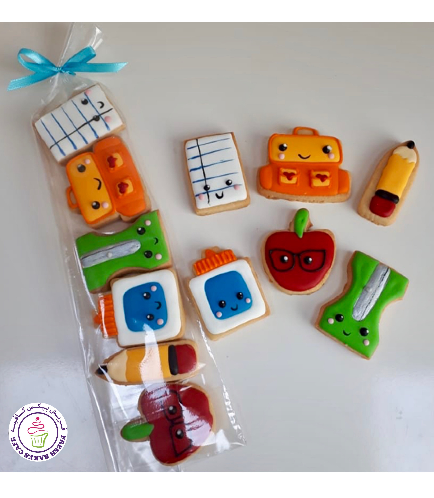 Cookies - Back to School - Miscellaneous - Minis 05