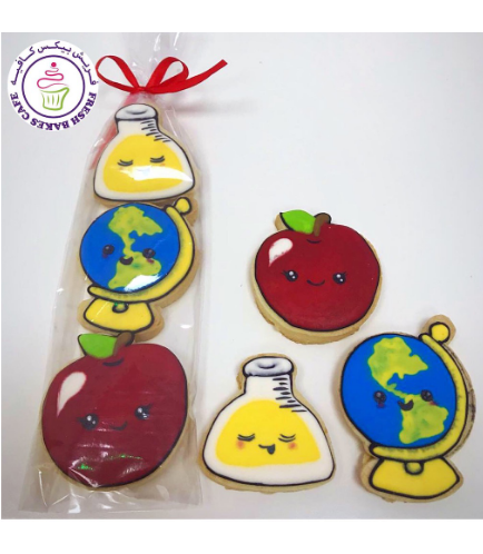 Cookies - Back to School - Miscellaneous - Minis 08