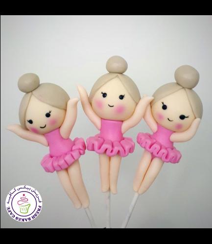 Cake Pops - Ballerina 02