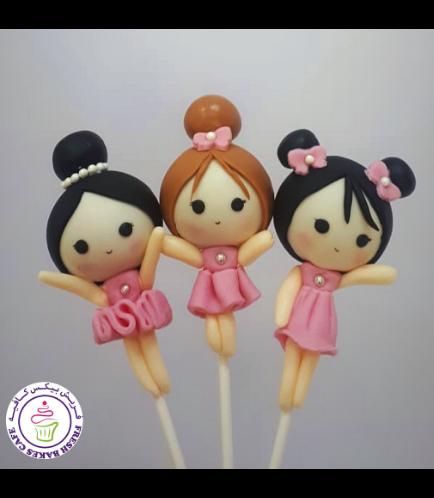 Cake Pops - Ballerina