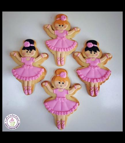 Cookies - Ballerina 01