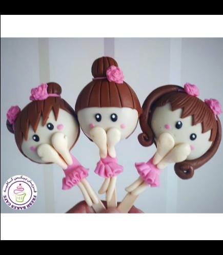 Popsicakes - Ballerina 01