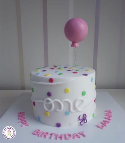 Cake - Balloon 01b