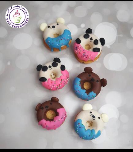 Bare Bears Themed Donuts 01