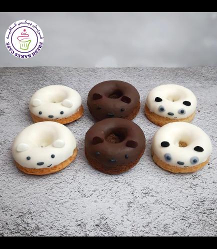 Bare Bears Themed Donuts 02