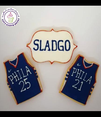 Basketball Themed Cookies 02