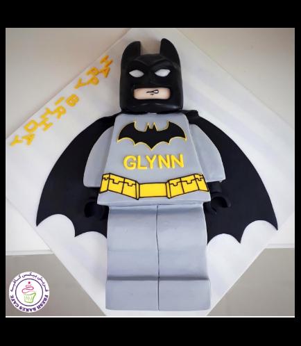 Batman Themed Cake - LEGO - 3D Cake