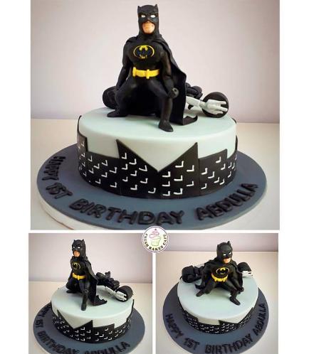 Batman Themed Cake 15