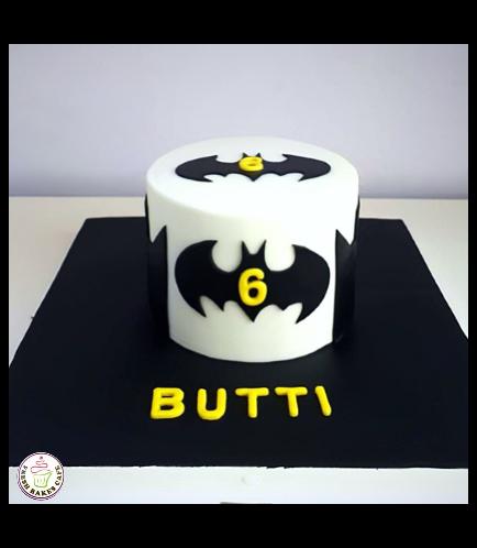 Batman Themed Cake 09a