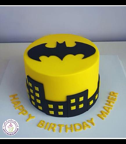 Batman Themed Cake 07