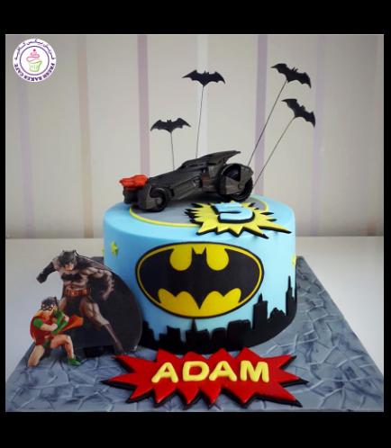 Batman Themed Cake 17