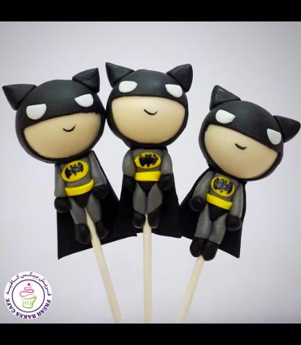 Batman Themed Cake Pops 02