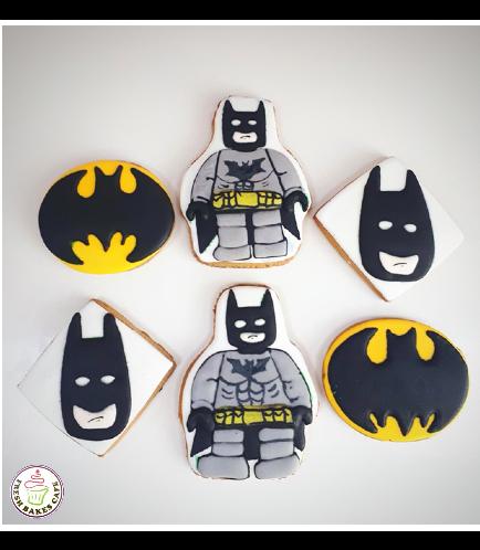 Batman Themed Cookies 01