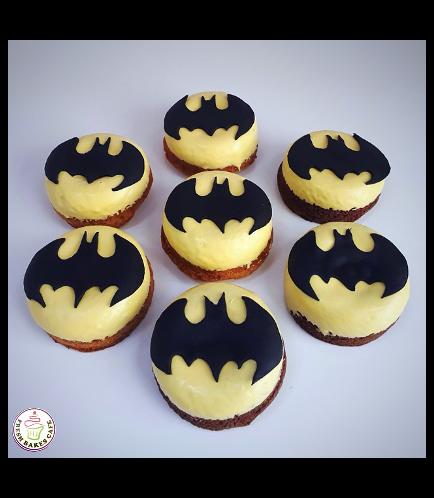 Batman Themed Donuts