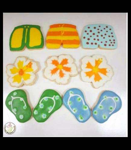 Beach Themed Cookies 04