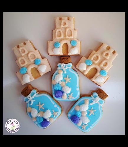 Beach Themed Cookies 05
