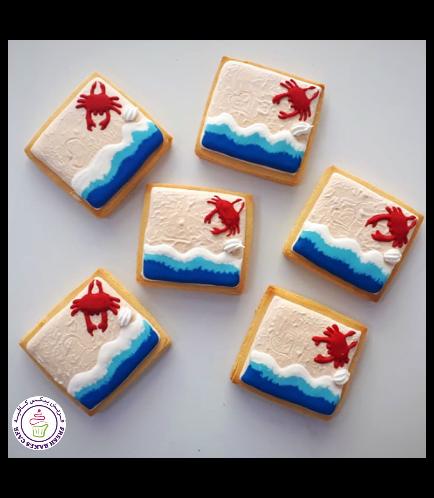 Beach Themed Cookies 06