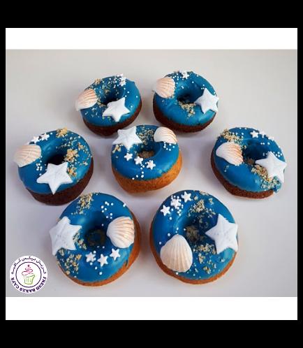 Beach Themed Donuts 1