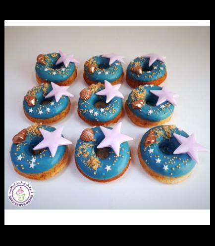 Beach Themed Donuts 2
