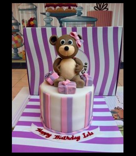 Bear Themed Cake 01