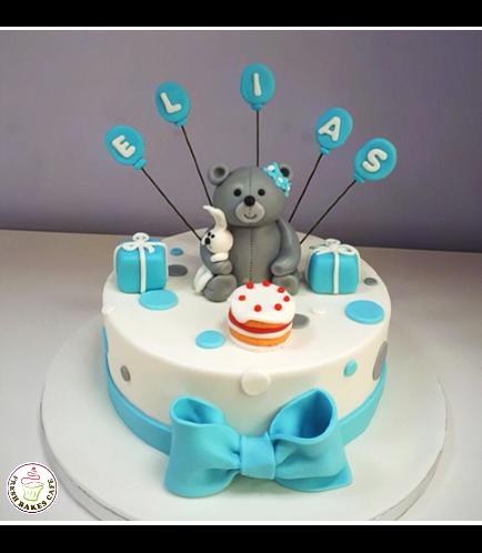Bear Themed Cake 05