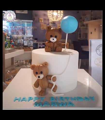 Bear Themed Cake 06