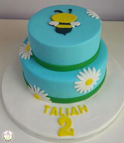 Bee Themed Cake 02