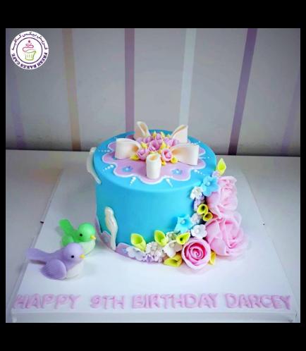 Bird Themed Cake 04a